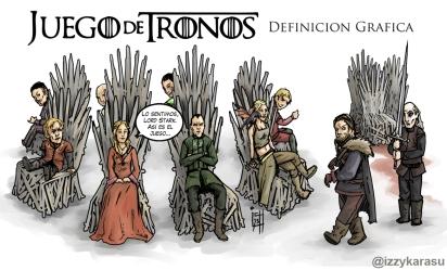 juego de tronos pek